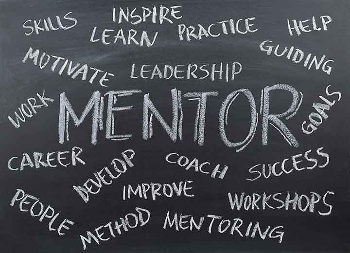 Nursing is all about mentoring'